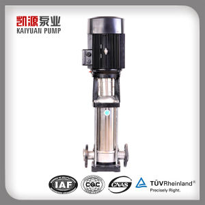 Qdl Qdlf 60Hz Vertical Multistage Water Pump Stainless Steel Material RO Booster Pump pictures & photos