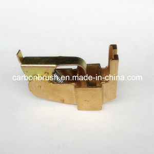 High Quality Copper Carbon Brush Holder for Motor Assembly pictures & photos