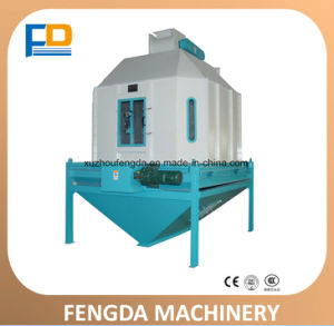 High Efficiency Low Price Feed Mill Cooler for Feed Pelleting Machine pictures & photos
