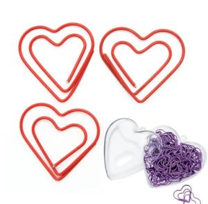 Pharma Promotional Heart Dog Bone Shaped Paper Clip pictures & photos