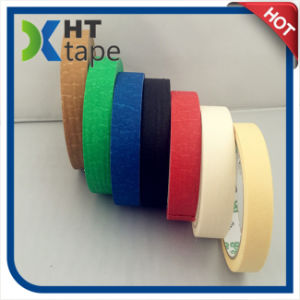 Heat-Resistant Great Quality Hot Product Colorful Masking Tape on Sale pictures & photos