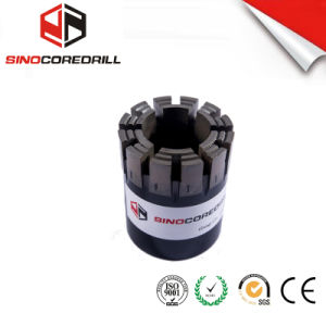Long Life Impregnated Diamond Core Bit with Fast Speed Drilling pictures & photos