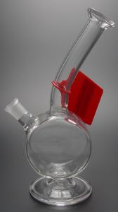 D&K Handmade Borosilicate Glass Water Pipe pictures & photos