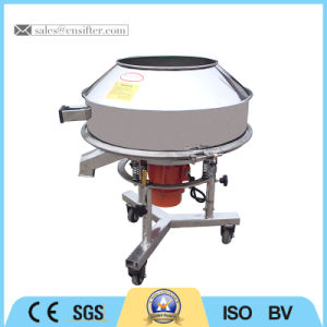 Customizable Round Vibrating Screen for Glaze in Ceramic pictures & photos