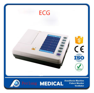 Medical Equipment Price of 6 Channel ECG Machine pictures & photos