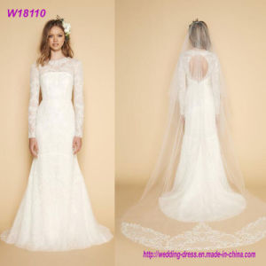 Women White Wedding Bridal Gown Dress Beaded OEM pictures & photos