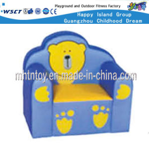 Kids Furniture Bear Type Leather Chair Modern Sofa (HF-09807) pictures & photos
