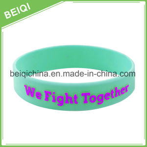 Cheap Customized Various Silicone Wristband/Rubber Band with Free Professional Design pictures & photos
