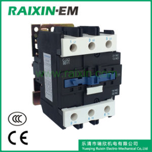 Raixin Cjx2-9511 AC Contactor 3p AC-3 380V 45kw Magnetic Contactor pictures & photos