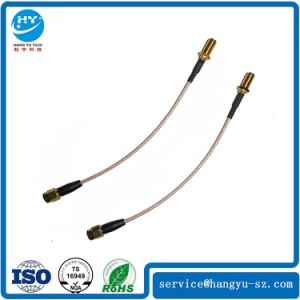 Interface Cable with Cable 100mm to Rpsma-K Connector pictures & photos