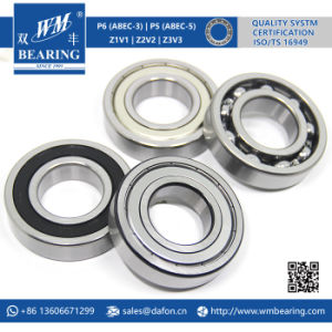 6207 Zz 2RS High Speed Spindle Radial Ball Bearing pictures & photos