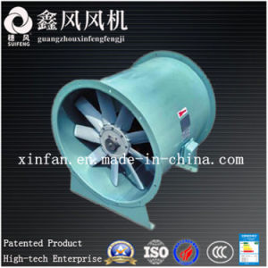 Superior Quality Xft-560 Low Noise Metal Blade Fire Smoke Fan pictures & photos