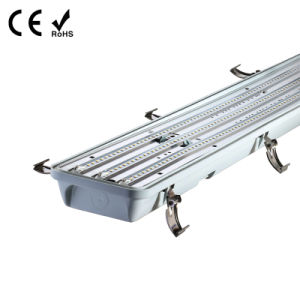 IP65 Vapour-Proof Fitting, LED Warehouse Lighting LED Tri-Proof Light 1200mm 20W-60W pictures & photos