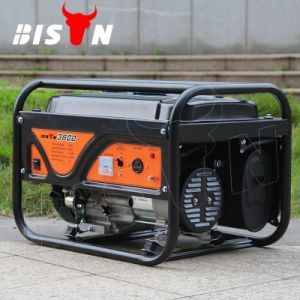 Bison (China) BS2500b 2kw 2kVA Small Household Factory Price Fuel Save Self Running Generator pictures & photos