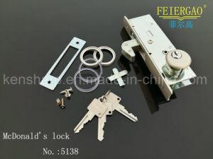 Sliding Lock-2 Side Open for Slide Bolt Door Lock/Hook Lock 4070-C pictures & photos