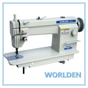 Wd-6-1 High Speed Lockstitch Sewing Machine pictures & photos