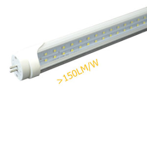 RoHS Ce Aprroval Waterproof High Luminance T8 LED Tube Lamp 24W Ies Available pictures & photos