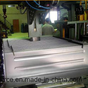 Transformer Making Corrugated Fin Production Line pictures & photos