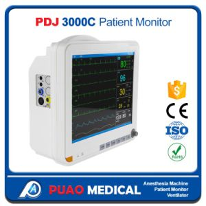 Pdj-3000c Chinese ICU Multipara Patient Monitor pictures & photos