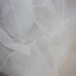 PP Spunbond Non Woven Interlining Bag Fabric for Shoes Textiles Accessories pictures & photos