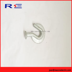 Galvanized Ball End Hook for Power Fittings (120Kn) pictures & photos