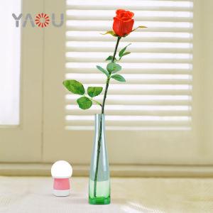 Single Stem Artificial Rose Flower Light pictures & photos