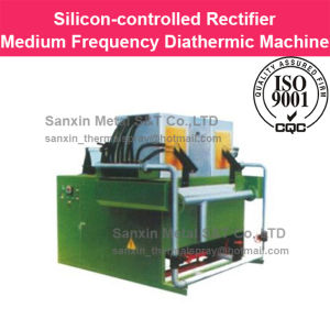 Silicon Control Triac Rectifier Medium Frequency Diathermic Heating Metal Forging Equipment Machine pictures & photos