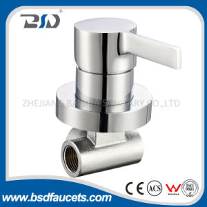 Concealed All Chrome Plated Single Lever Outlet Faucet  pictures & photos
