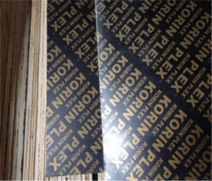1220X2440X18mm Phenolic Dynea Glue Poplar Film Faced pictures & photos
