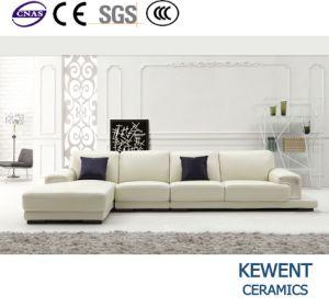 Promotion Super White Half Body Polished Porcelain Floor Tile pictures & photos