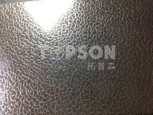Devorative Embossed Stainless Steel Sheet for Kitchen/ Elevator/ Wall