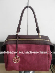 PU leather handbag, tote bag WT0031-1