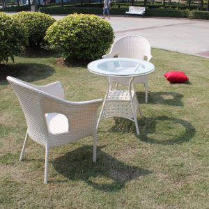 Outdoor Tables and Chairs Rattan Outdoor Furniture (Z305) pictures & photos
