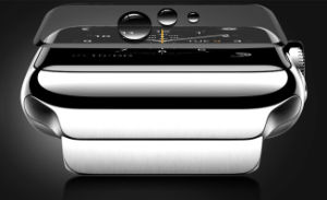 Asahi Glass Delicate Touch Tempered Glass Film Phone Accessories for Apple Watch