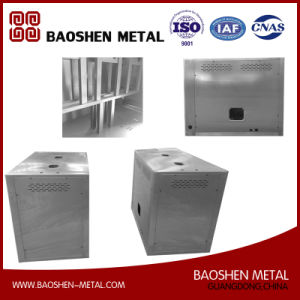Stainless Steel Sheet Metal Fabrication Machinery Parts OEM Box/Shell pictures & photos