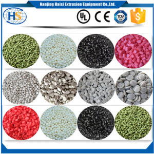 High Quality Twin Screw Plastic Extruder Machine pictures & photos