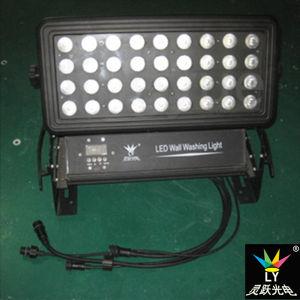 36X10W Wall Wash City Color 400W LED Flood Light pictures & photos