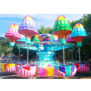 8 Seats Amusement Park Equipment Naughty Bee Helicopter pictures & photos