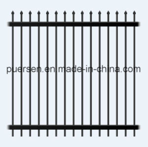 Tubular Fencing Good Quality Garrison Security Fencing pictures & photos