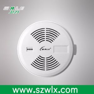Independent Usage Intelligent Smoke Detector with GSM Alarming pictures & photos