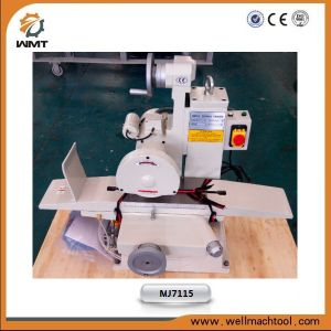 Mj7115 Small Size Metal Grinding Machinery with Ce pictures & photos