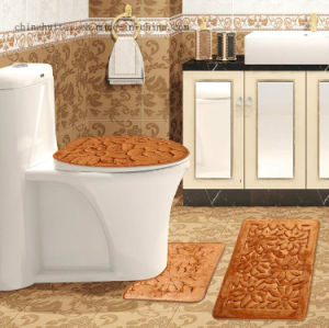 High Quality Memory Foam Bathroom Mat pictures & photos