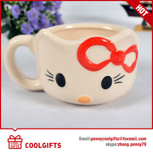 Promotional Ceramic Mug with Cartoon Shape for Gift pictures & photos