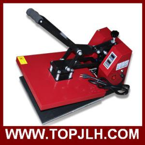 Screen Print Sublimation High-Pressure Plain Heat Press Machine 38*38cm pictures & photos