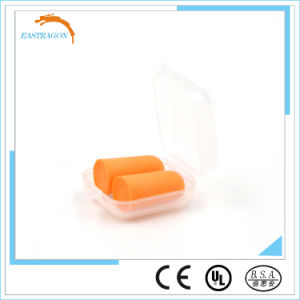 Foam Ear Plugs with Plastic Box pictures & photos