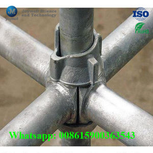 Steel Scaffolding Cuplock System Scaffold for Construction