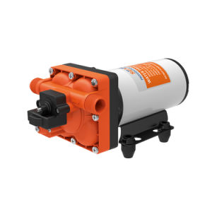 55psi Electric Diaphragm Pump with Adjustable Pressure Switch pictures & photos