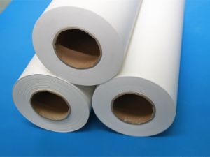 58GSM Dye Sublimation Paper for High Speed Printing