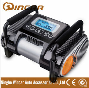 Air Compressor 12V Tire Inflators (W1006) pictures & photos