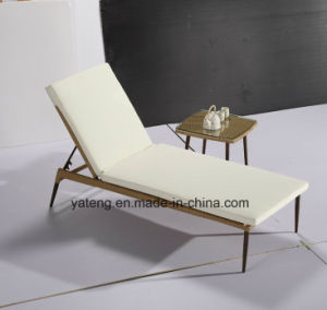 2017 New Sunlounge Outdoor Lounge Wicker Furniture Garden Lounge Using Pool Side &Hotel pictures & photos
